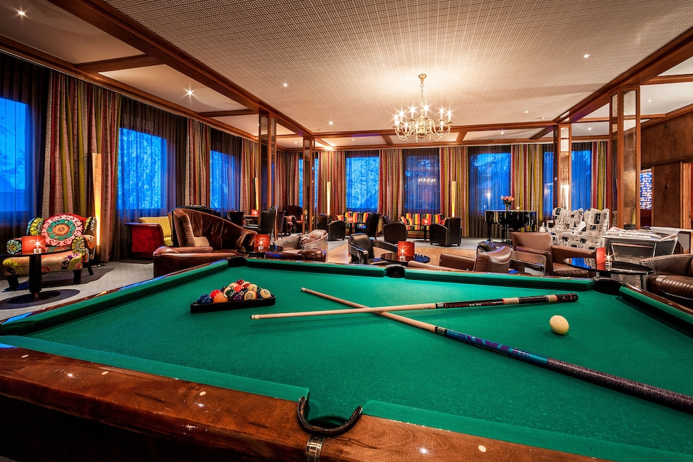 Billiards, The Excelsior Hotel