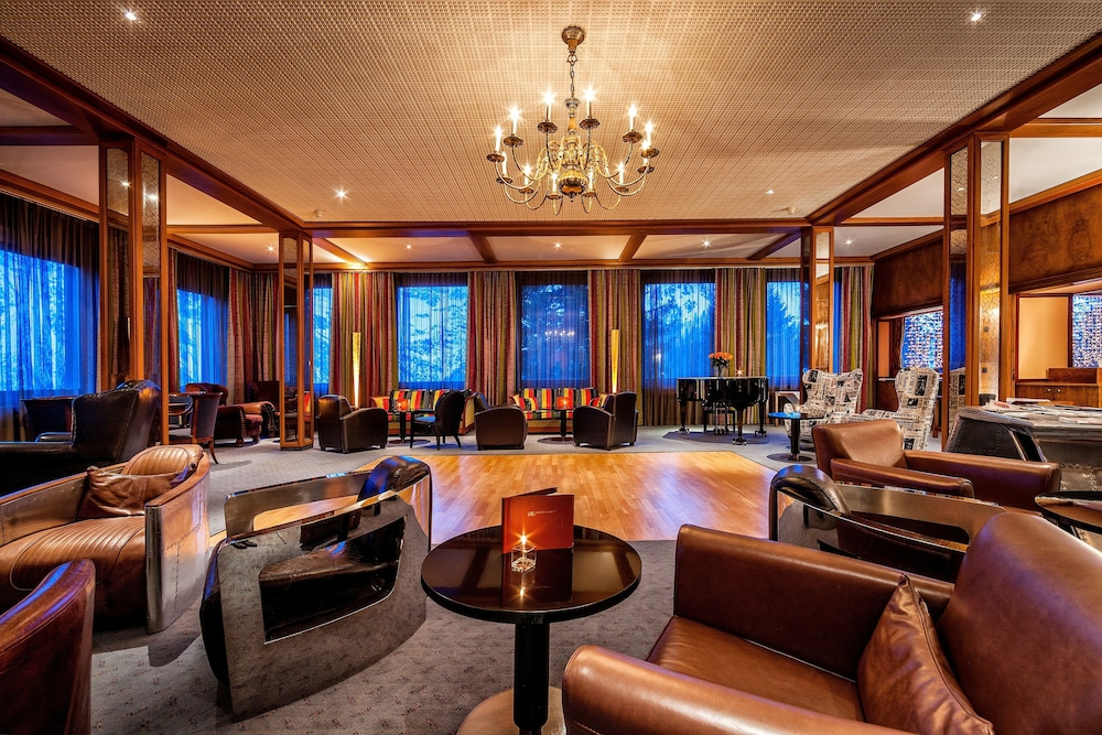 Lounge, The Excelsior Hotel