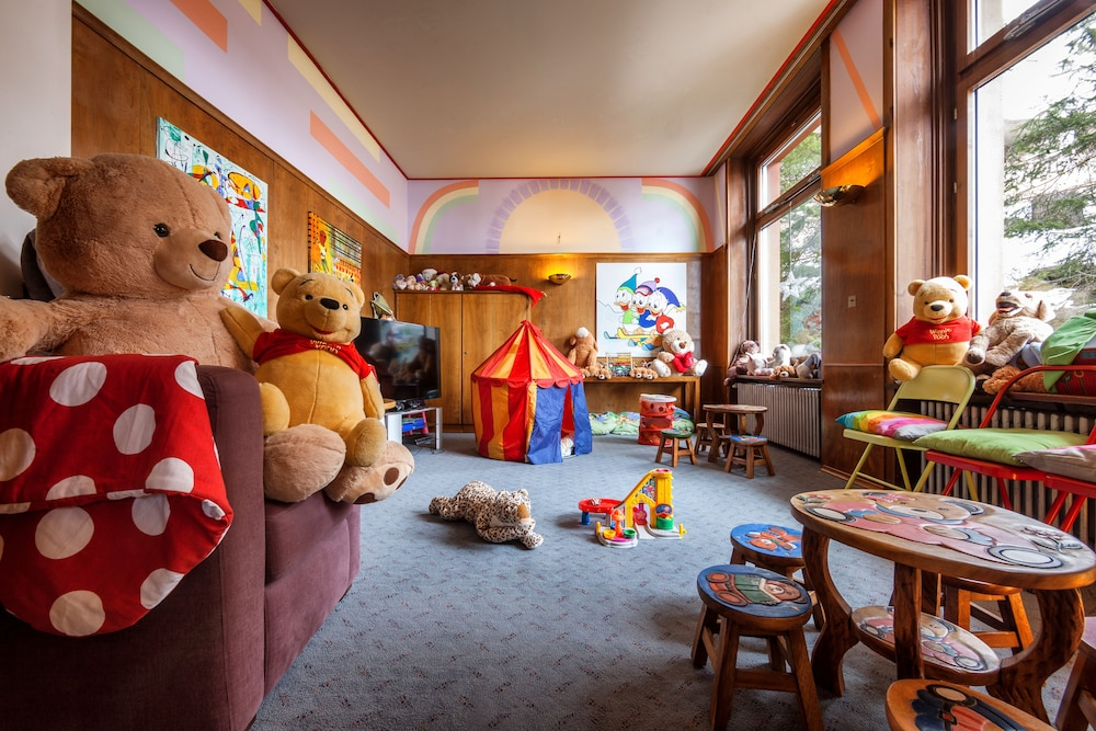 Children's Area, The Excelsior Hotel