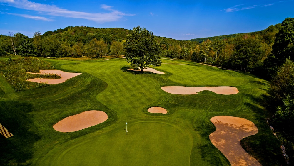 Golf, The Lakeview Hotel, Shanty Creek Resort