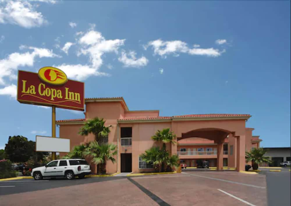 Front of Property, La Copa Inn McAllen