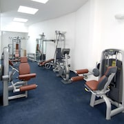 Fitnessanläggning