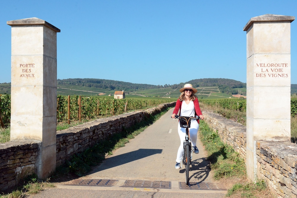 Bicycling, Hostellerie Cèdre & Spa • Beaune