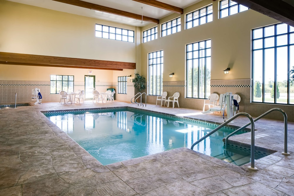 Indoor Pool, Country Inn & Suites by Radisson, Madison West, WI