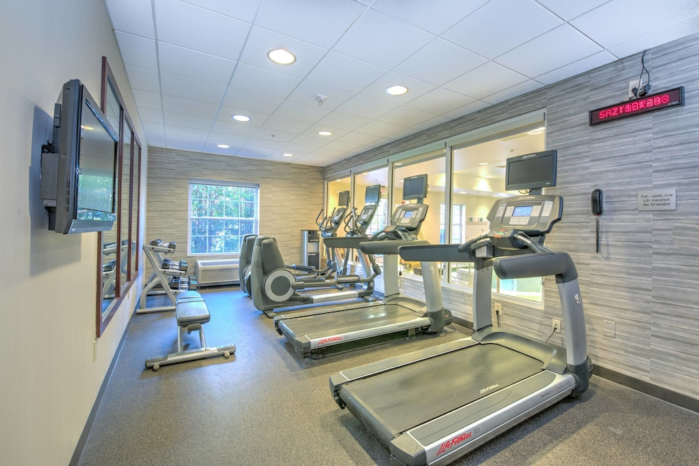 Fitness Facility, Courtyard by Marriott Chapel Hill