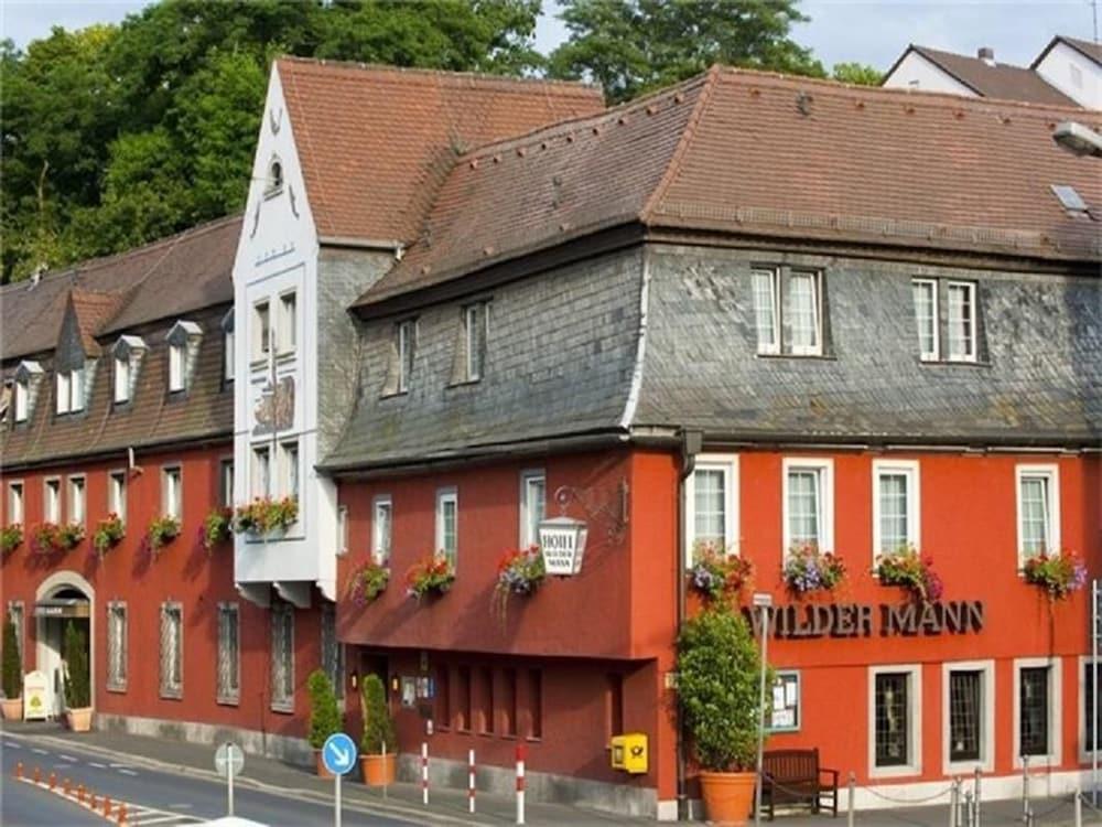 hotel wilder mann aschaffenburg germania. Black Bedroom Furniture Sets. Home Design Ideas