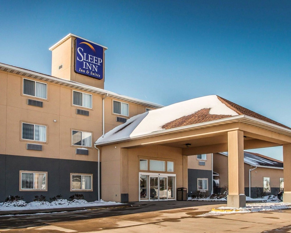 Sleep Inn And Suites Mt Vernon In Cedar Rapids Iowa City Hotel Rates Reviews On Orbitz