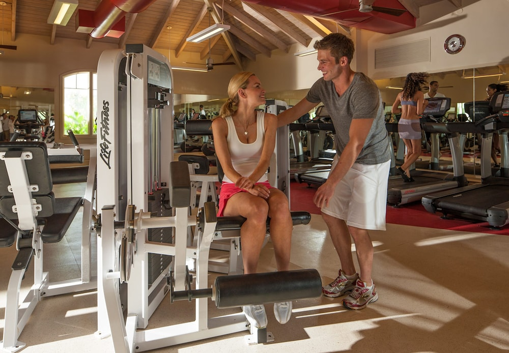 Gym, Sandals South Coast - ALL INCLUSIVE Couples Only