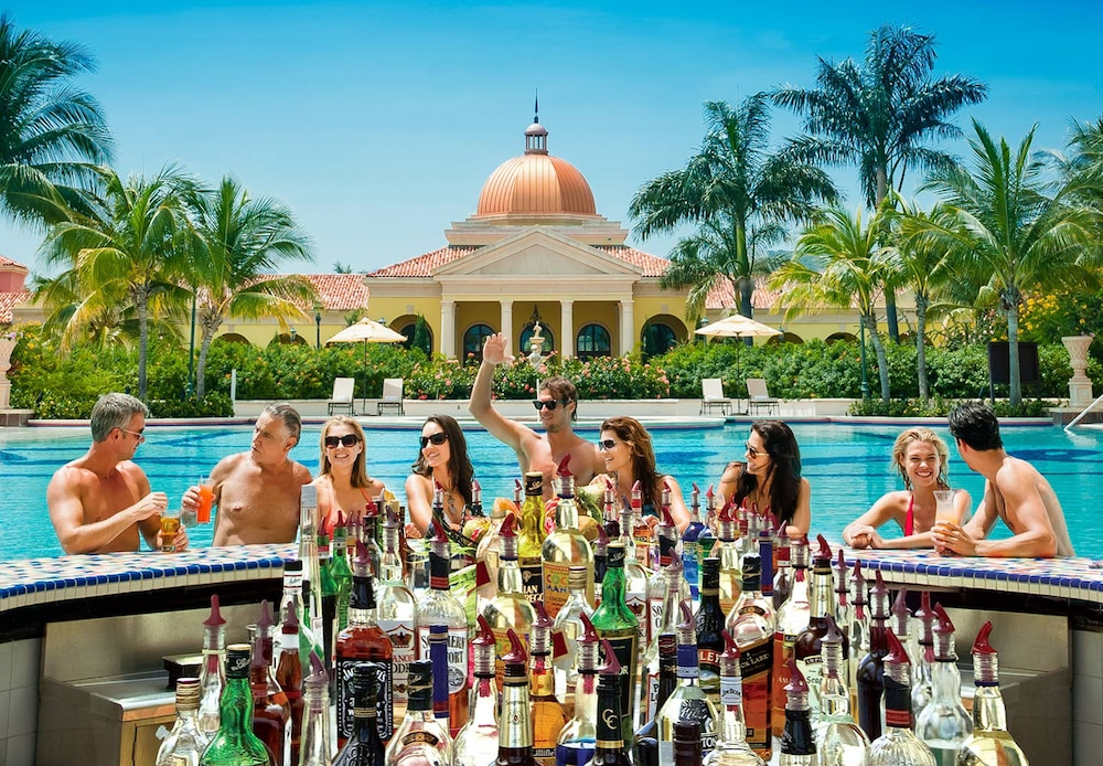 Poolside Bar, Sandals South Coast - ALL INCLUSIVE Couples Only