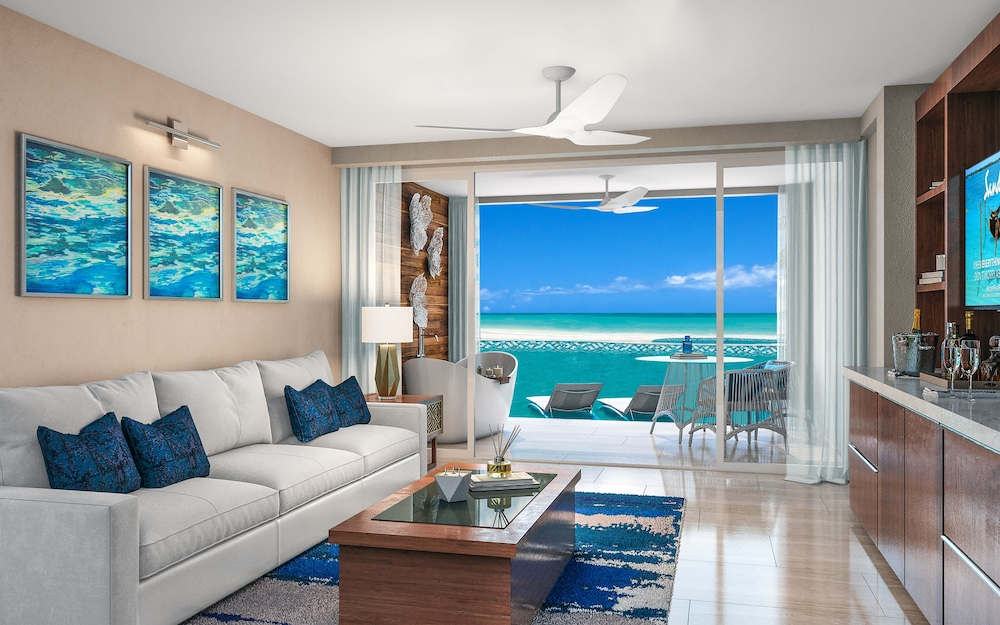 Living Room, Sandals South Coast - ALL INCLUSIVE Couples Only