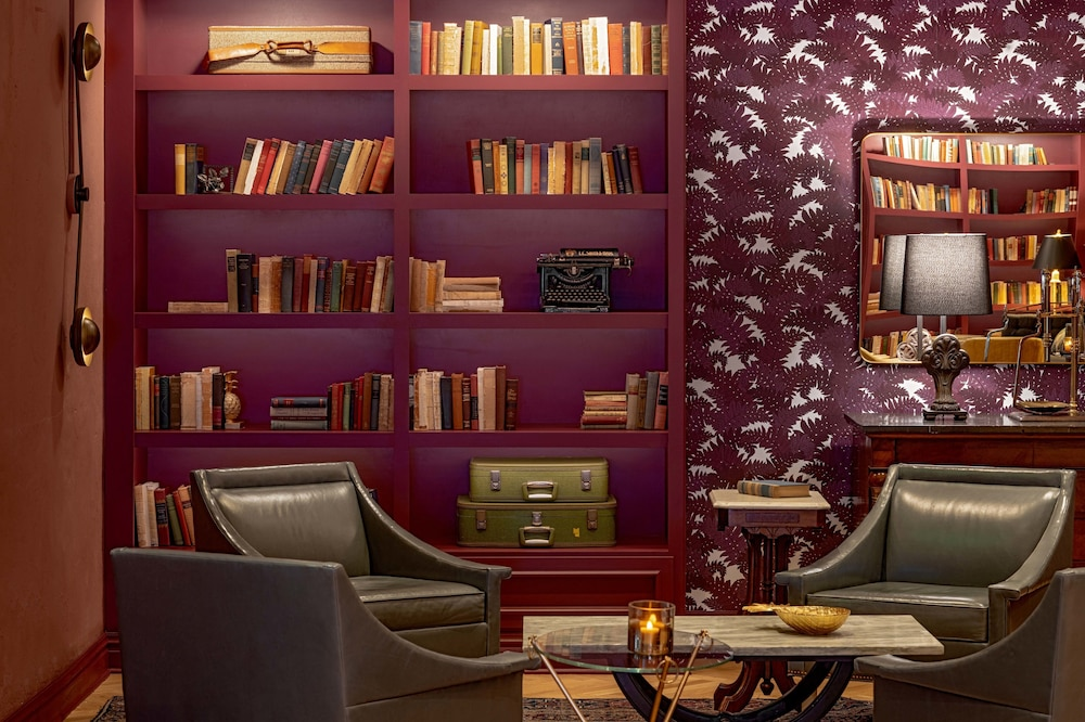 Lobby Lounge, The Eliza Jane, the Unbound Collection by Hyatt