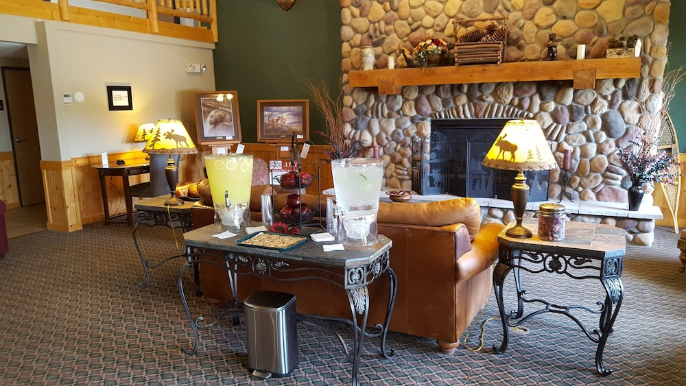 Lobby Sitting Area, MountainView Lodge & Suites
