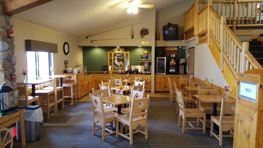 Breakfast Area, MountainView Lodge & Suites