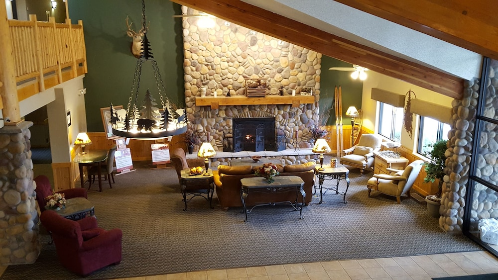 Lobby, MountainView Lodge & Suites
