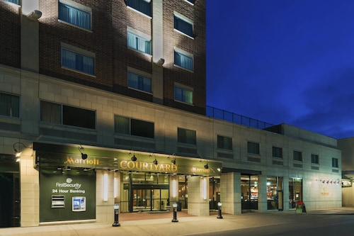 Check Expedia for Availability of Courtyard by Marriott Little Rock Downtown