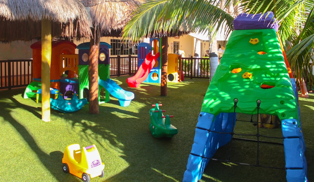 Children's Play Area - Indoor, GR Solaris Cancun & Spa - All Inclusive