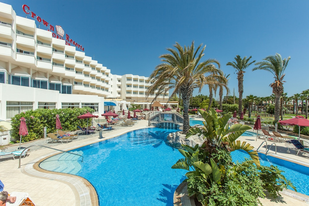 Crown Resorts Horizon Hotel Paphos 2019 Hotel Prices