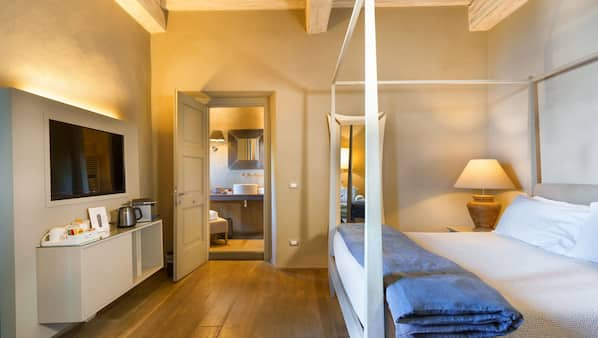 Minibar, una cassaforte in camera, insonorizzazione