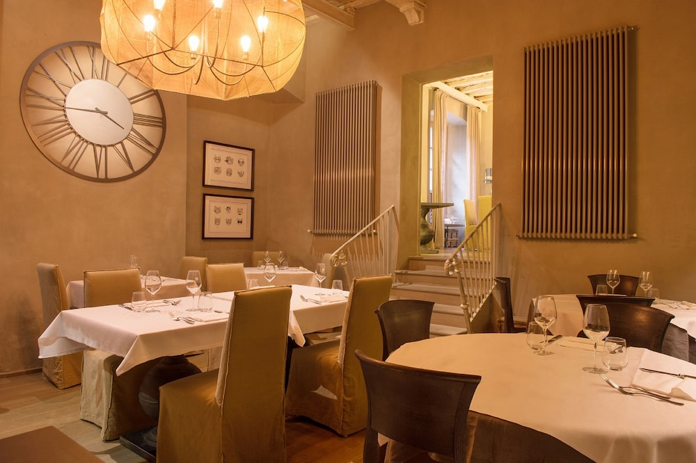 Restaurant, Villa Sassolini Luxury Boutique Hotel, The Originals Collection