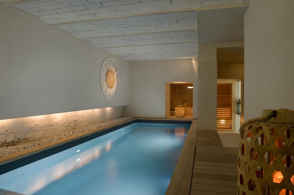 Indoor Pool, Villa Sassolini Luxury Boutique Hotel, The Originals Collection
