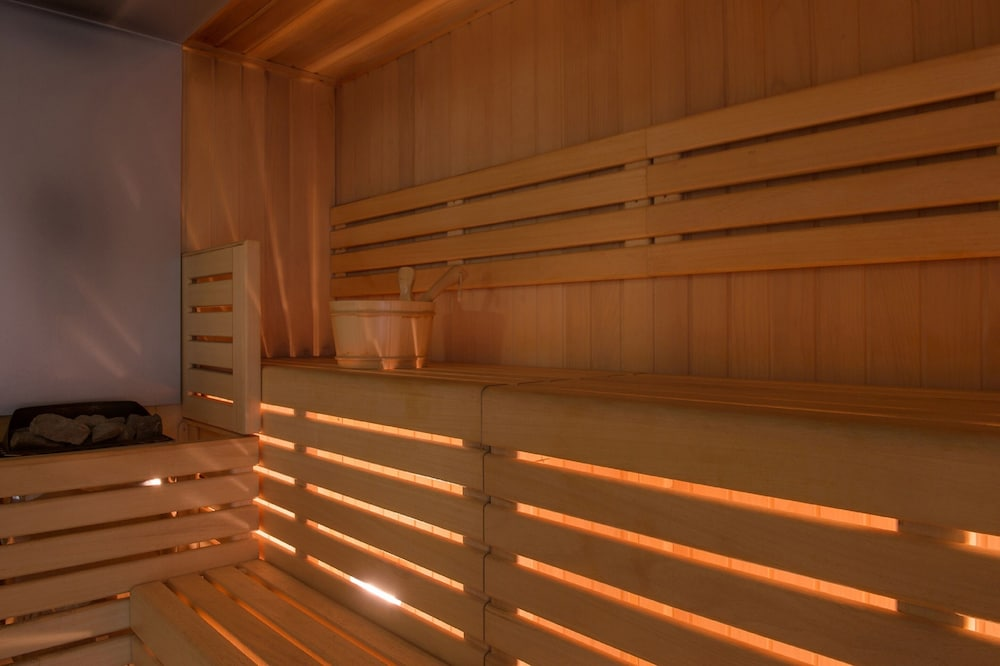 Sauna, Villa Sassolini Luxury Boutique Hotel, The Originals Collection
