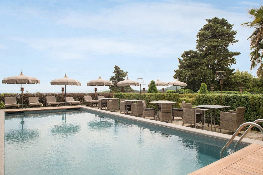 Outdoor Pool, Villa Sassolini Luxury Boutique Hotel, The Originals Collection