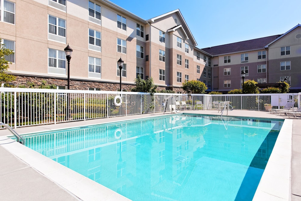 Outdoor Pool, Homewood Suites by Hilton Knoxville West at Turkey Creek