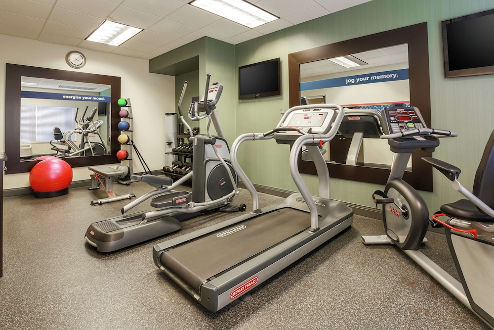Fitness Facility, Hampton Inn & Suites Tallahassee I-10-Thomasville Rd