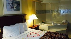 房內夾萬、摺床/加床 (收費)、免費 Wi-Fi、床單