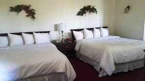 Strygejern/strygebræt, gratis Wi-Fi, sengetøj