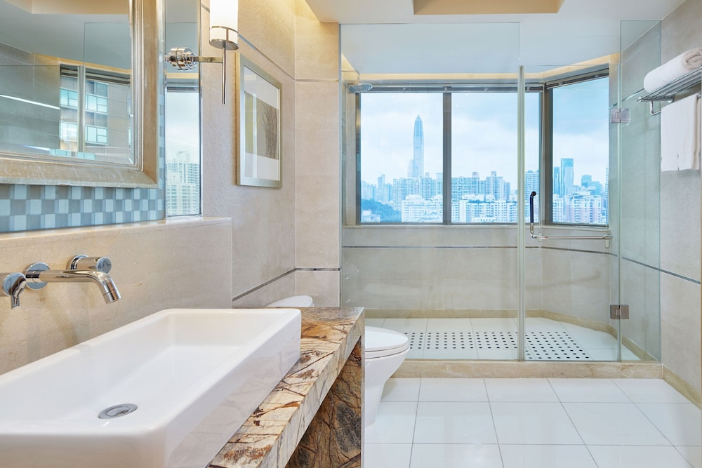 Bathroom, Four Points by Sheraton Shenzhen