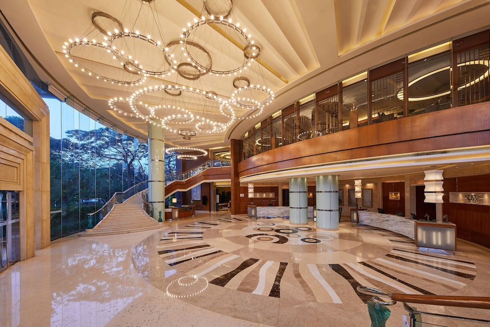 Lobby, Four Points by Sheraton Shenzhen