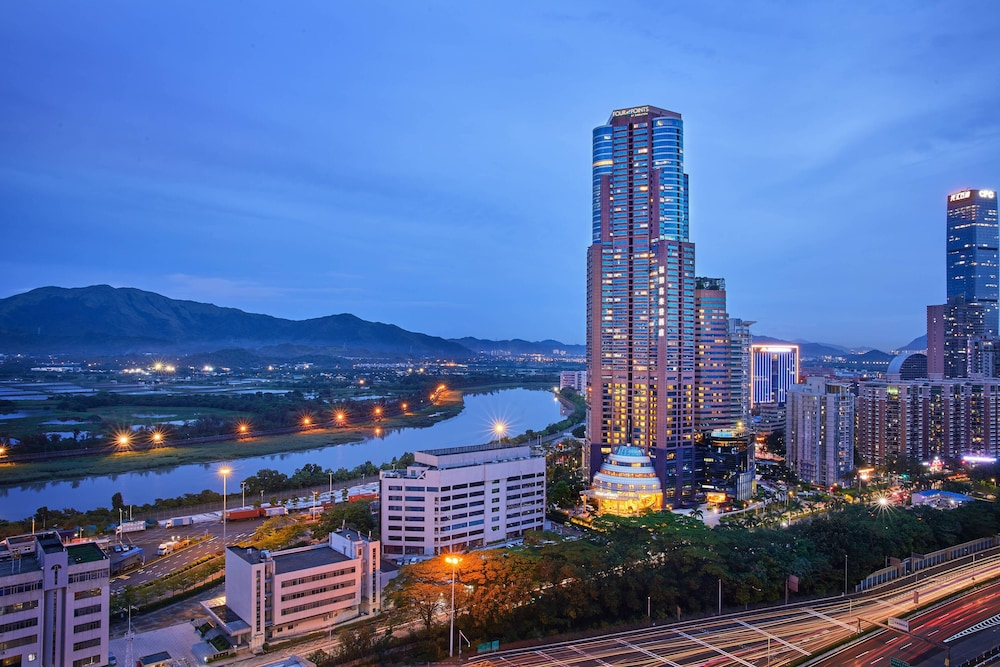 Featured Image, Four Points by Sheraton Shenzhen