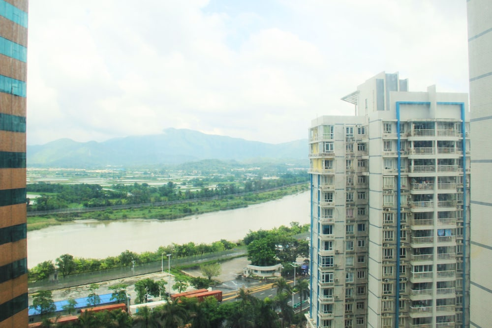 Mountain View, Four Points by Sheraton Shenzhen