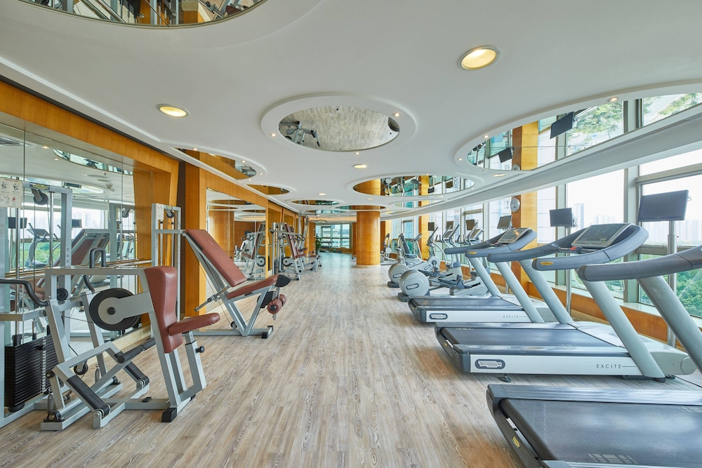 Gym, Four Points by Sheraton Shenzhen