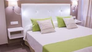 1 Schlafzimmer, Zimmersafe, Verdunkelungsvorhänge, kostenlose Babybetten