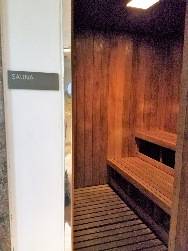 Sauna, The Buckingham Hotel