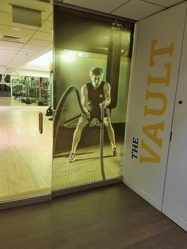 Fitness Studio, The Buckingham Hotel