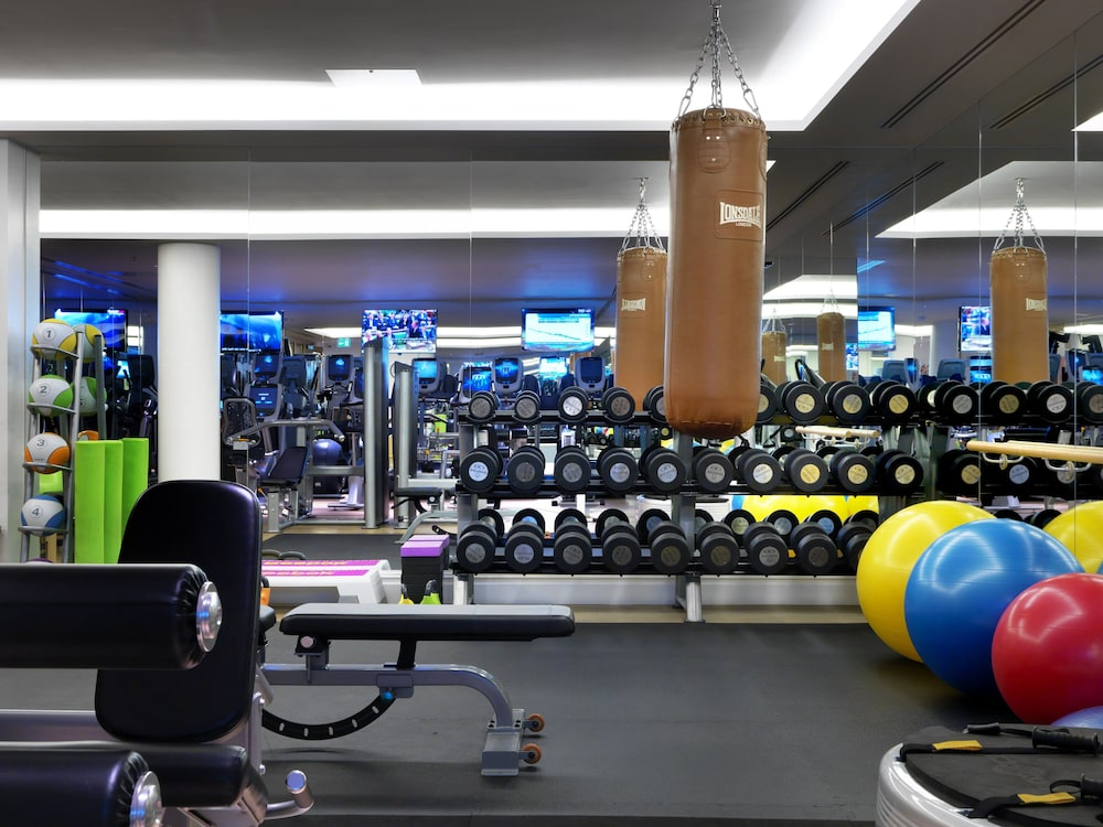 Fitness Facility, The Soho Hotel, Firmdale Hotels
