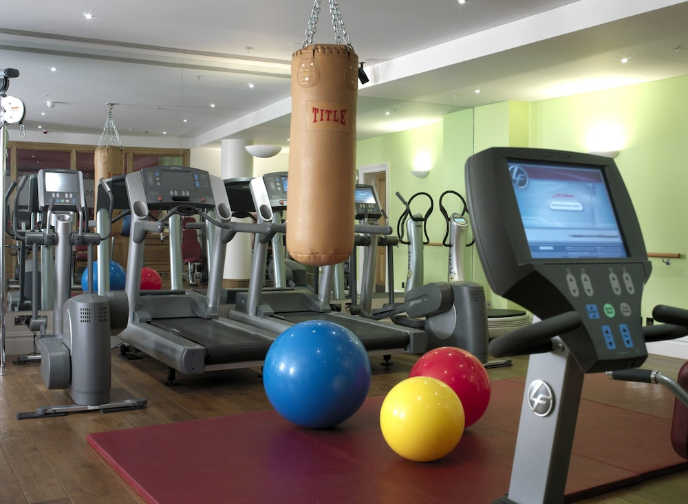 Gym, The Soho Hotel, Firmdale Hotels