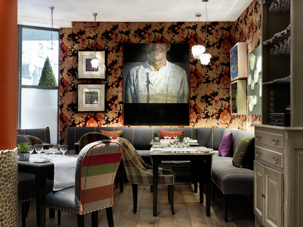 Restaurant, The Soho Hotel, Firmdale Hotels