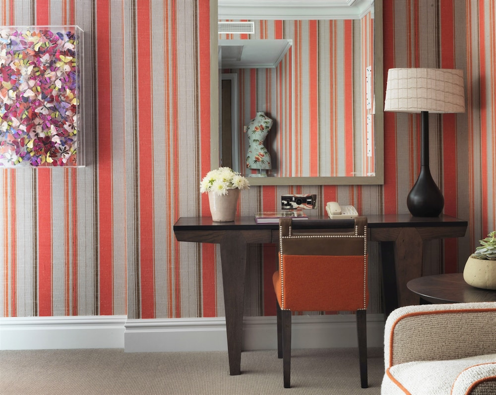 Room, The Soho Hotel, Firmdale Hotels
