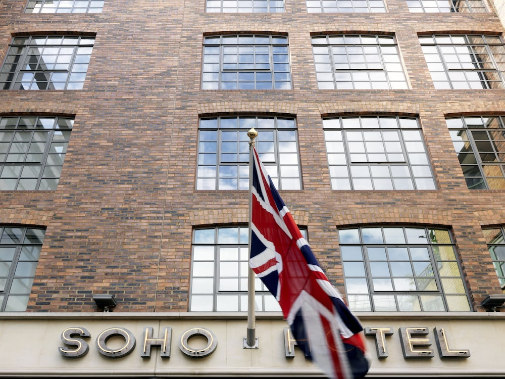 Featured Image, The Soho Hotel, Firmdale Hotels