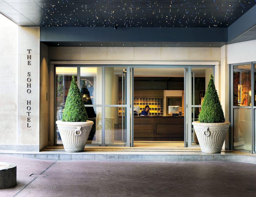 Exterior, The Soho Hotel, Firmdale Hotels