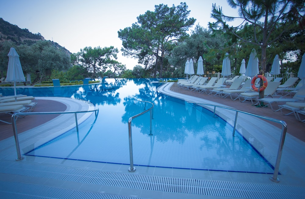 Outdoor Pool, Liberty Hotels Lykia - All Inclusive