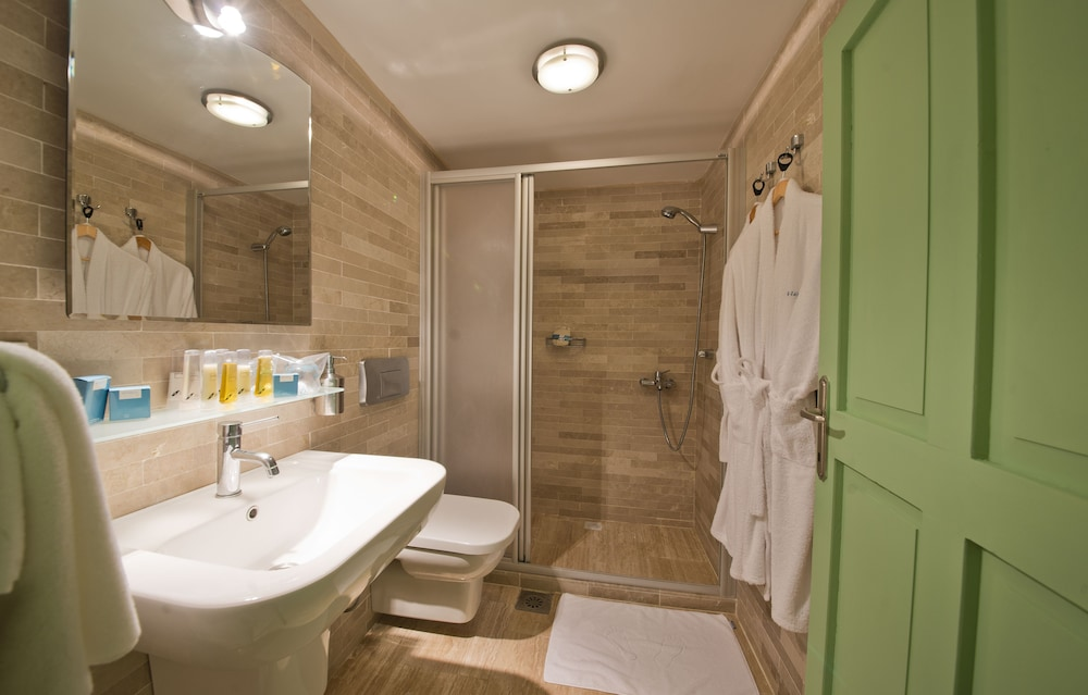 Bathroom, Liberty Hotels Lykia - All Inclusive