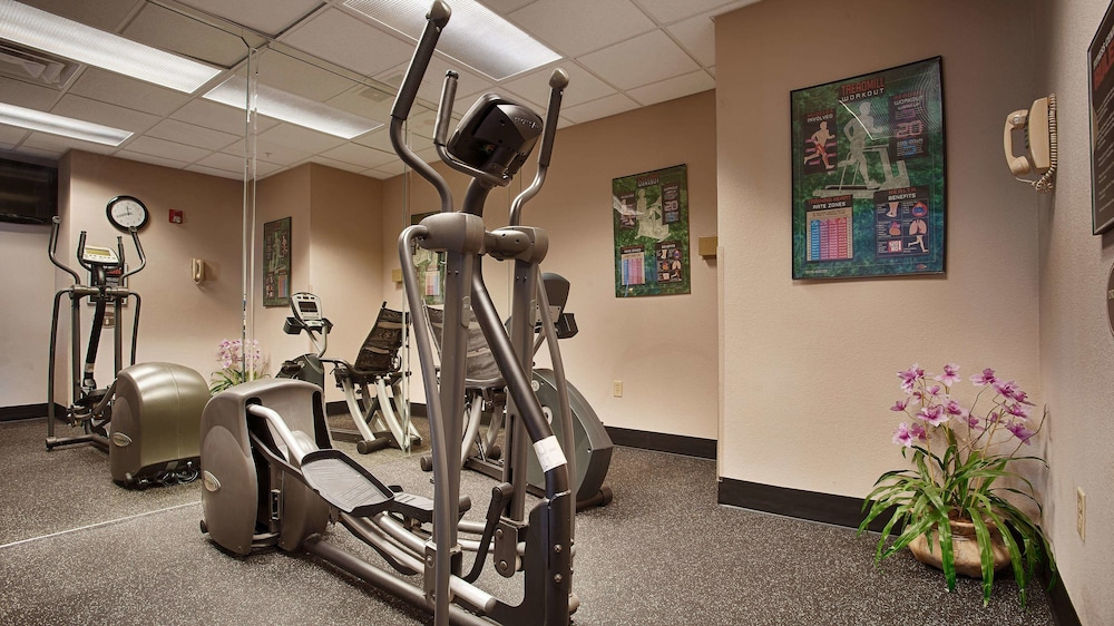 Fitness Facility, Best Western Plus Memorial Inn & Suites