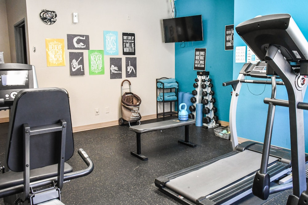 Fitness Facility, Aarchway Inn
