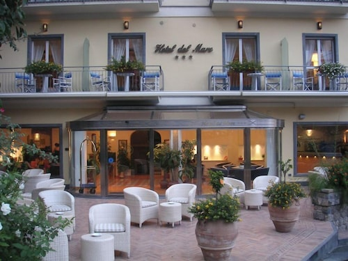 Terrace/Patio, Hotel Del Mare
