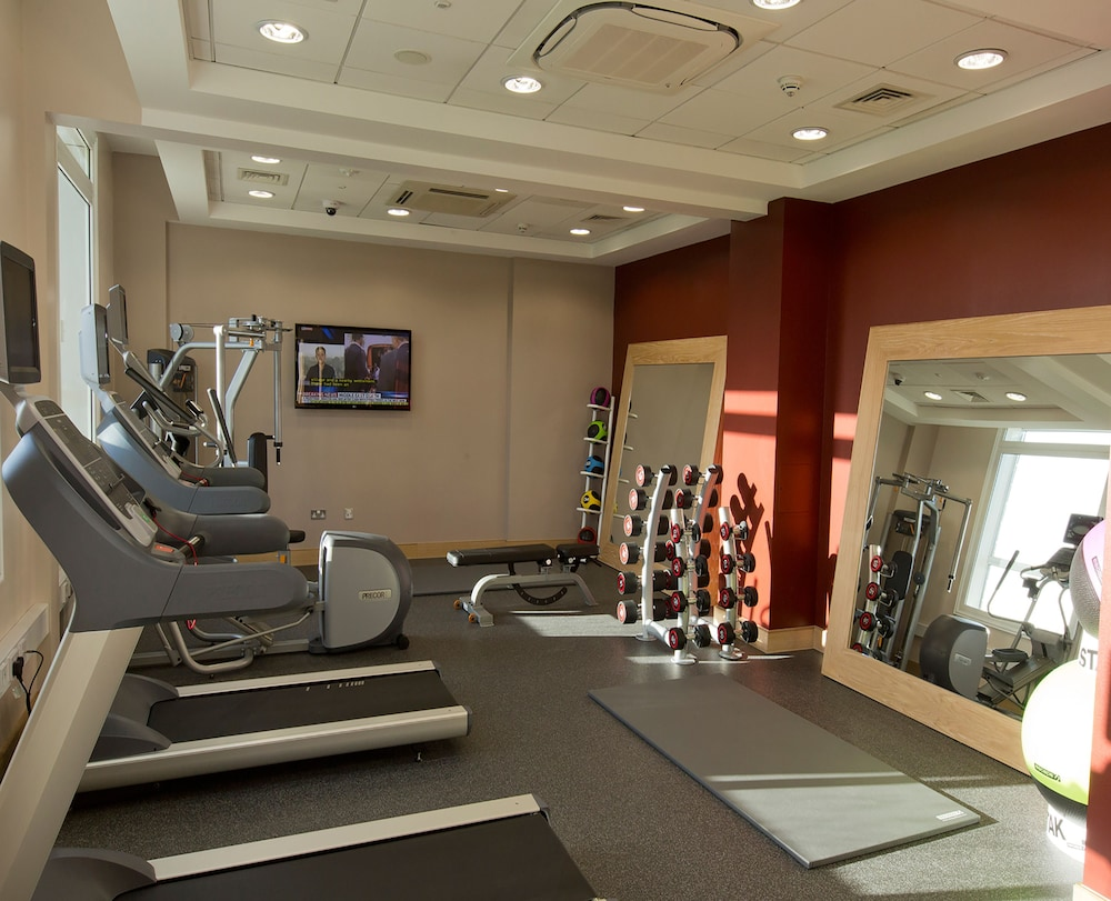 Gym, Hilton Garden Inn London Heathrow Airport
